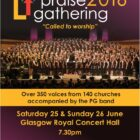 Praise Gathering 2016 on 25th and 26th June
