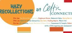Celtic Fusion at Hazy Recollections live music