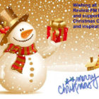 """""""Merry Christmas"""" from 100.8 Revival FM"""