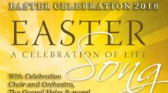 Easter Celebration 2018 tickets now on sale