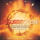 "Hamilton Passion Play 2018 is ""Resurrection"""