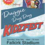 Kidzfest at the Celebration of Hope this weekend